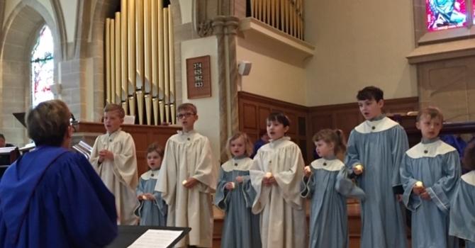 The Jr. Choir
