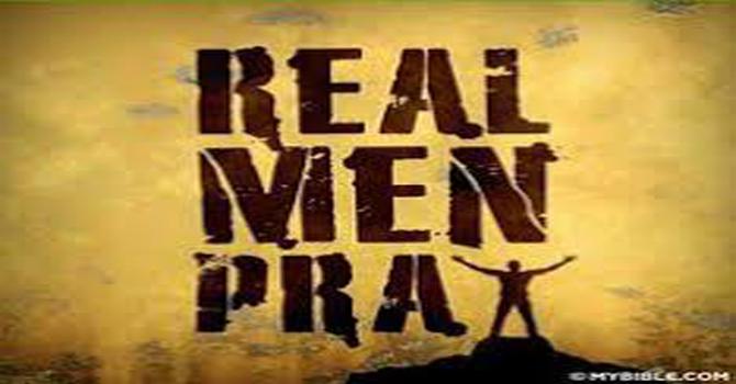 Men's Prayer at Gary Frostad