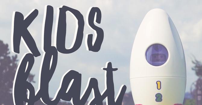 Children's Ministry - Kids Blast!