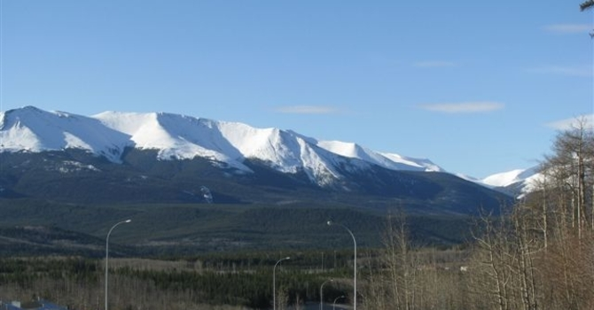 GRANDE CACHE OUR MOUNTAIN OF PEACE image