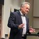Pastor Stephen Behrman