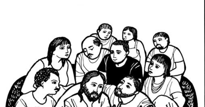 Eucharist for Pentecost 12 image