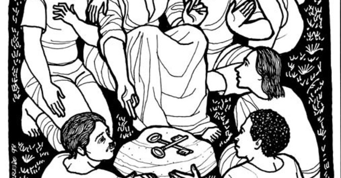 A Midweek Eucharist with Prayers for Healing image