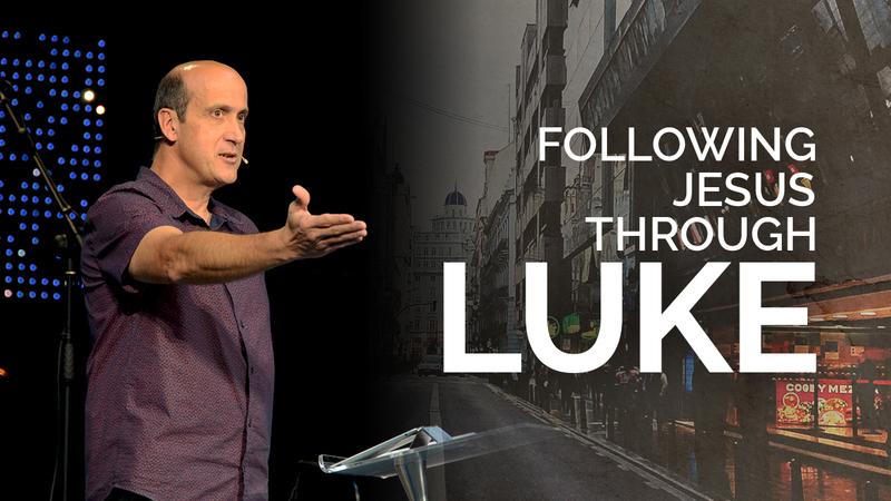 LUKE: Future Church: Disciples that multiply – Ray