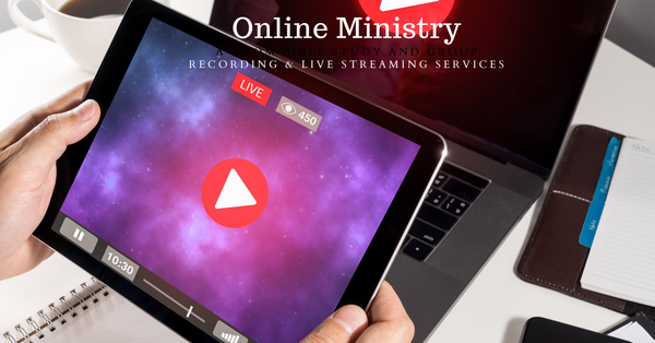 Tips on continuing online broadcasting of services