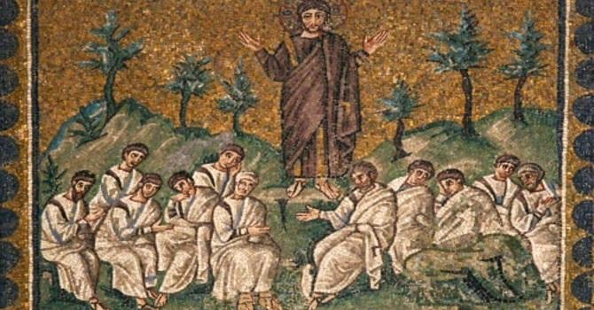 The Sixth Sunday after Trinity image