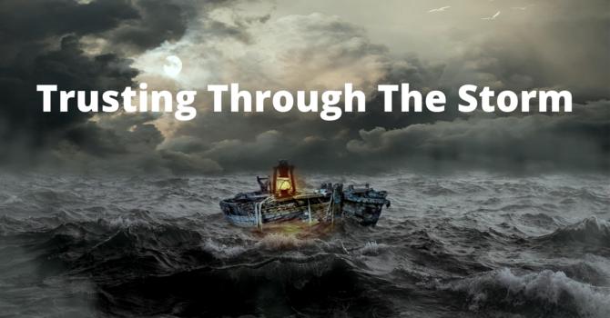 Trusting Through The Storm