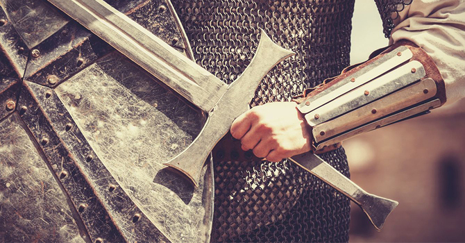 WHAT DOES THE BIBLE SAY ABOUT SPIRITUAL WARFARE? image