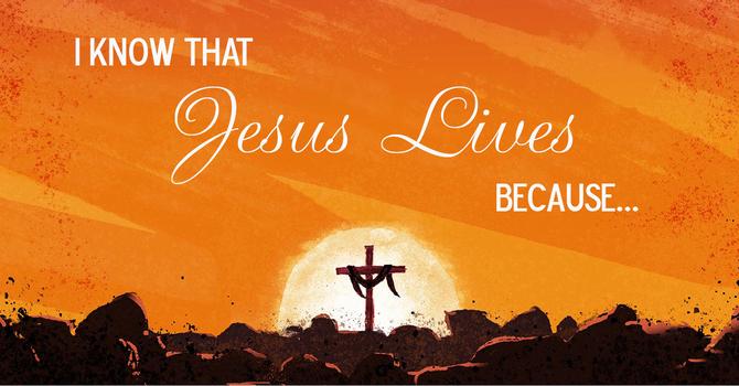 Celebrating the risen Jesus (video) image