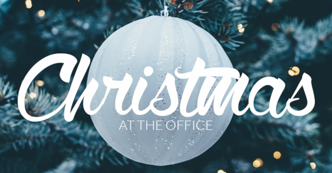Christmas at the Office image