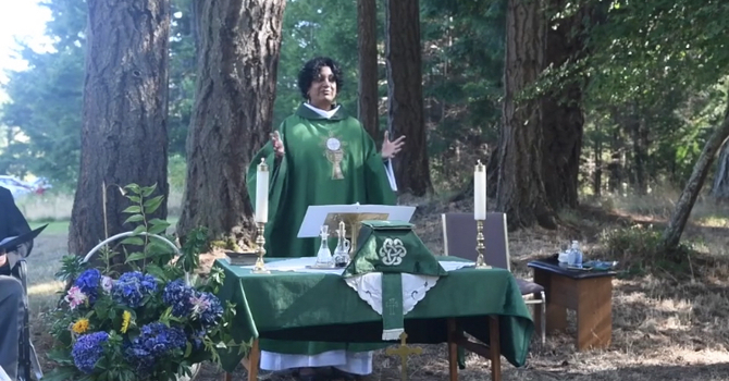Pentecost 13A Sunday August 30  image
