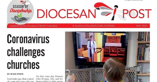 May 2020 Diocesan Post image