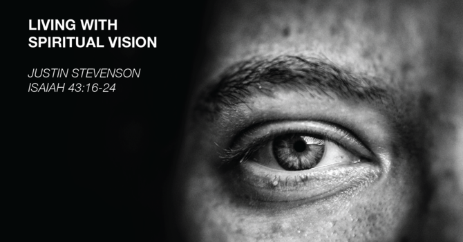 Living With Spiritual Vision