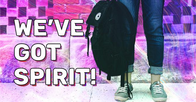 You've Got Spirit