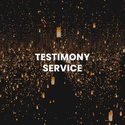 Testimony Service