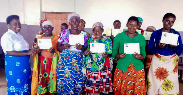 Companion Partnership Nurtures Physical and Spiritual Wellbeing in Buye Diocese