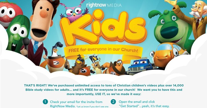 FREE Access to KIDS videos image