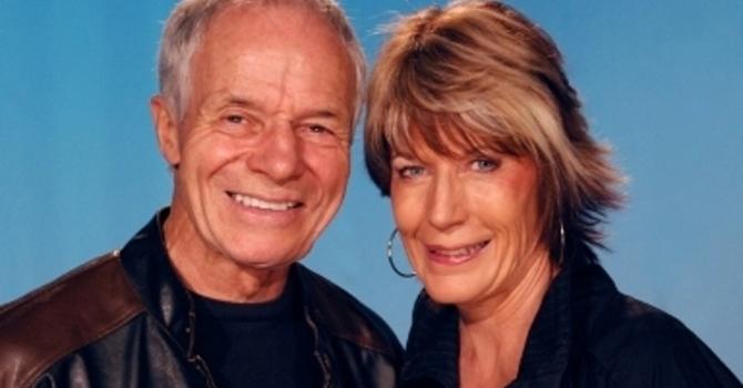 John & Eloise Bergen, Sunday morning image