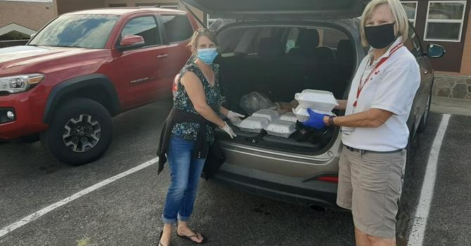 Disaster Relief Meals image