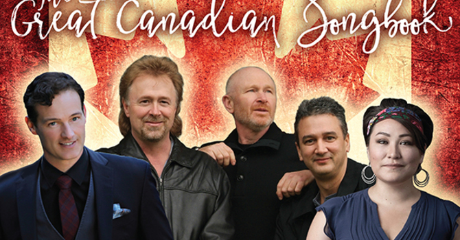 The Great Canadian Song Book(S)