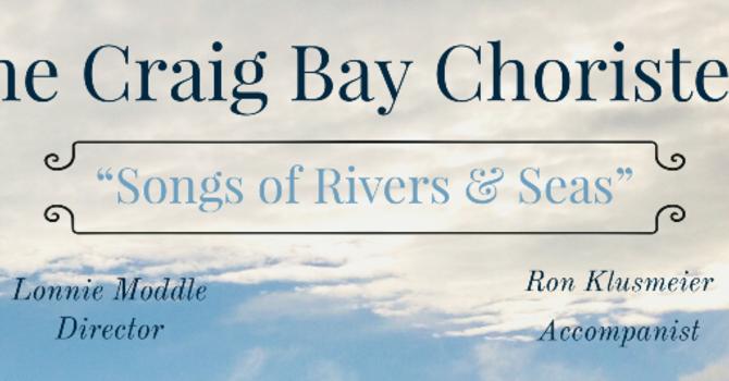 C B C - Songs of Rivers & Seas (S)