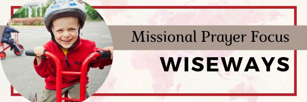Missional Prayer Focus · September 6