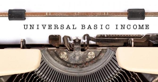 Create a Universal Basic Income Program image