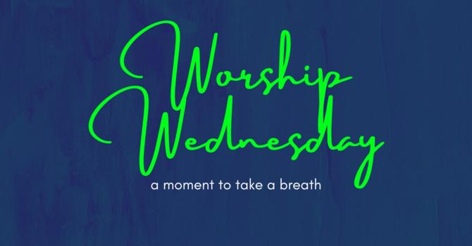 Worship Wednesday | An Alliance Prayer image