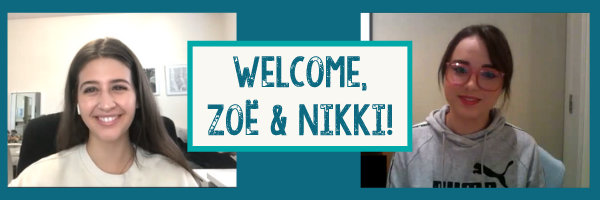 Introducing our Fall Interns!