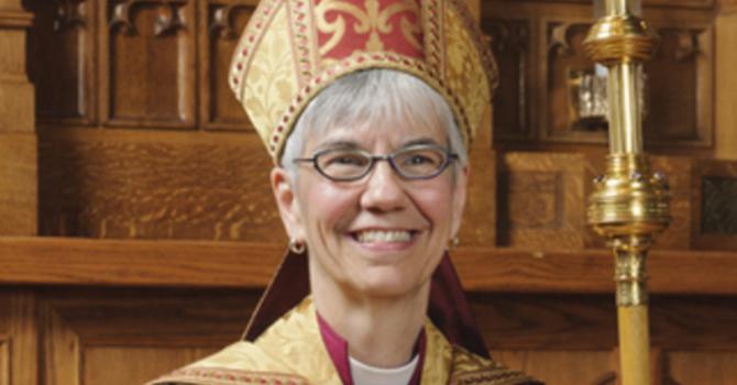 Bishop Melissa on CBC Radio image