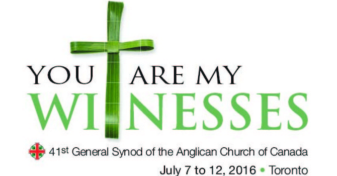 You Are My Witnesses: General Synod 2016 image