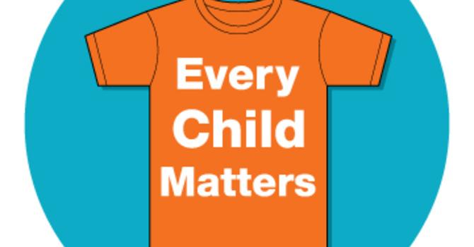 Orange Shirt Day: September 29 image