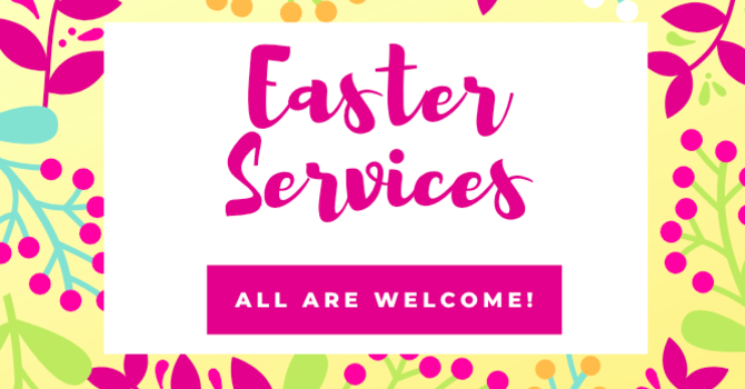 Join us for the Easter Week journey image