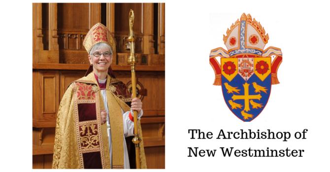 Pastoral Letter from Archbishop Melissa Skelton image