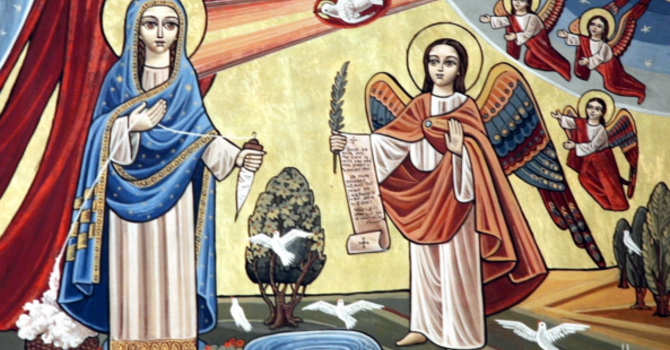 Advent 2016: A letter to the community of St. Anselm's  image