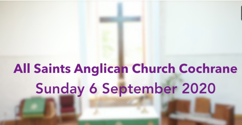 Eucharist Service September 6