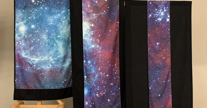 The Cosmic Banners image