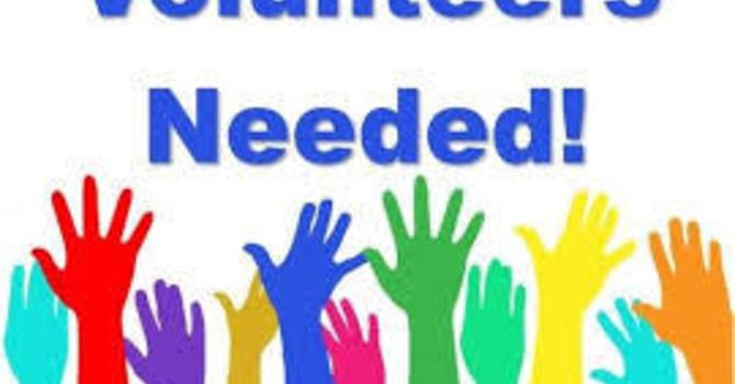 Volunteer Call Out #2 - AV Operators and AV Coordinator Needed image