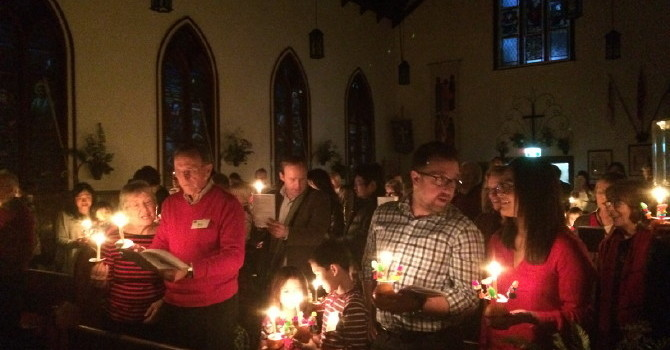 Christmas Services at St. Luke Cedar Hill image
