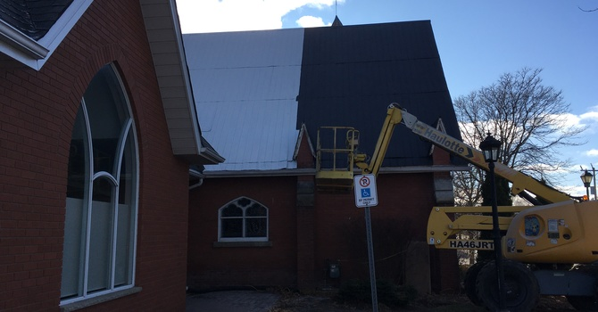 Roof Restoration update image