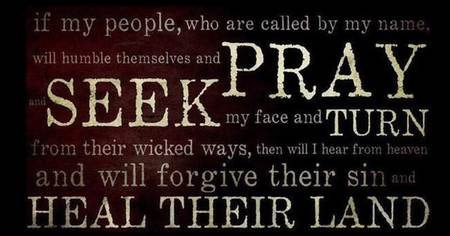If My People ...