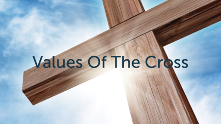 Values Of The Cross