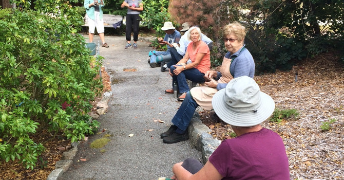 A Big Thank You to Those Who Came Out to Garden on August 13th  image