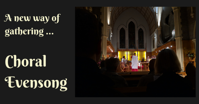 Choral Evensong - September 6, 2020 image