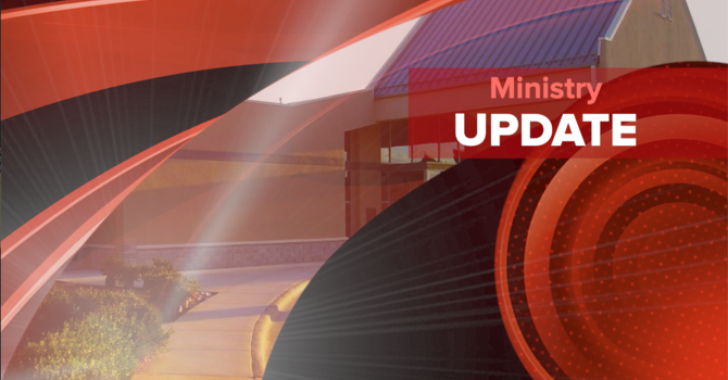 Ministry Update image