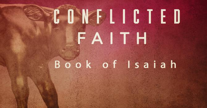 Conflicted Faith