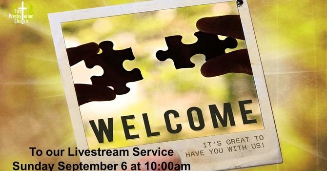 Sunday September 6 Serviced