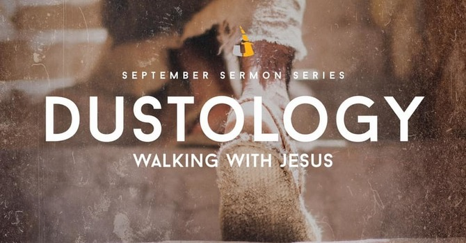 Walking with Christ .