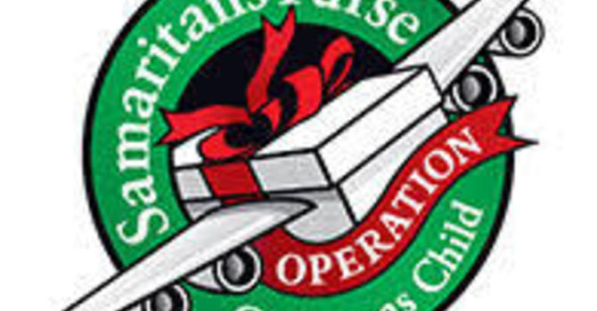 Operation Christmas Child Presentation
