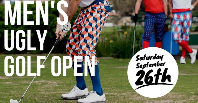 Men's Ugly Golf Open